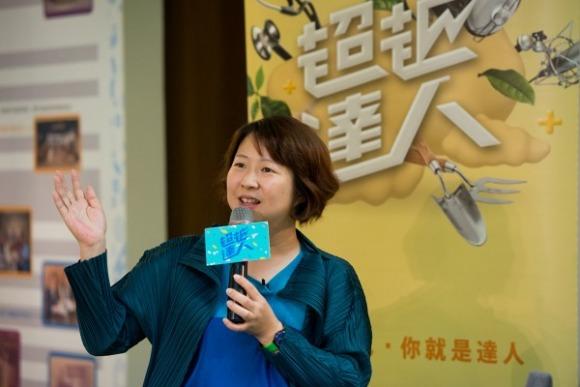 talk196 林玫芸:用小小積木翻轉孩子未來競爭力