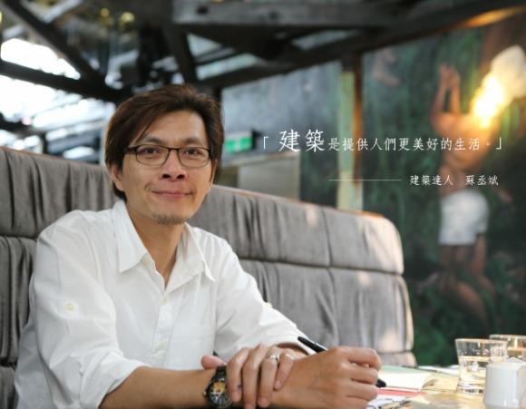 talk255 蘇丞斌:復甦台中老建築的播種人